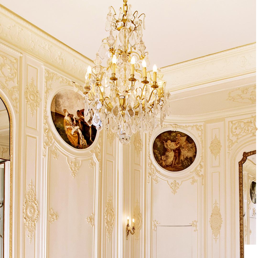Les salons maison des polytechniciens for Agessa ou maison des artistes